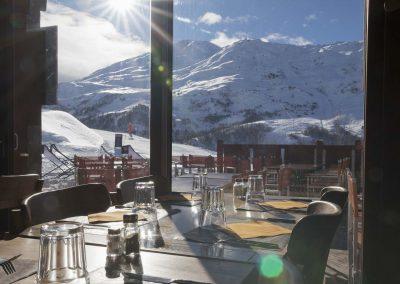 La table des Marmottes restaurant les ménuires-21