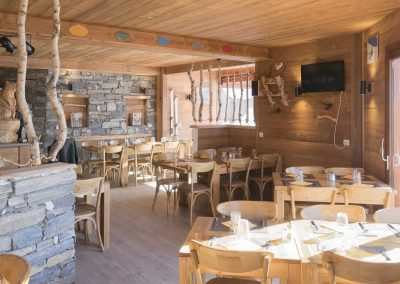 La table des Marmottes restaurant les ménuires-4